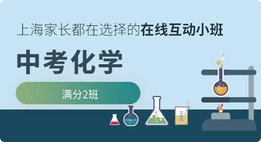 【20暑】中考化学满分2班