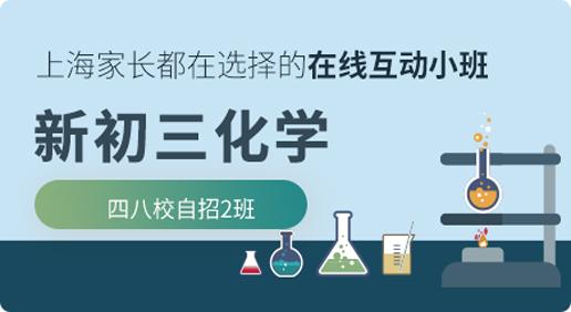 【20暑】四八校新初三化学自招2班